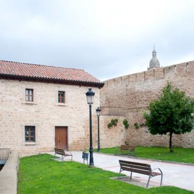 Rehabilitación de la Muralla Medieval de la Puebla de Arganzón