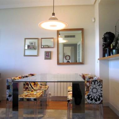 Diseño interior vivienda Arturo Soria, Madrid